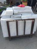 Оптовый продавец Arabescato белого каррарского мрамора плитки на полах и блок радиатора процессора