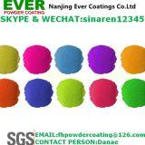 Ral7032 Elektrostatische Nevel van de Polyester van de Verf van de Deklaag van het Poeder van de Textuur de Epoxy