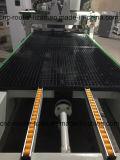 Mobília de madeira do painel que faz a maquinaria com descarregamento do sistema