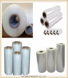 Le meilleur PVC frais imperméable à l'eau s'attachent film d'extension transparent d'enveloppe de rétrécissement de film