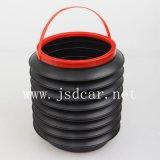 Cubo plegable de la basura de los bastidores auto (JSD-P0154)