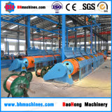Máquina do cabo - máquina de encalhamento tubular para o cabo distribuidor de corrente