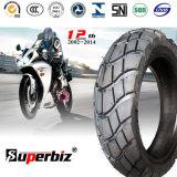 12 Inch OEM de la courroie de nylon nouveau 6pr un pneu diagonal motif vertical pneumatique à vide de moto pneu (120 /70 -12 / 120/70-13 / 130/70-12/ 130/70-13) avec DOT