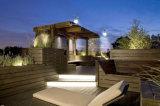 Luz solar de calidad superior del poste del jardín del LED con precio bajo