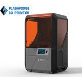 Stampante dei monili 3D di tecnologia del DLP del cacciatore di Flashforge