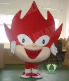 Hi fr71 bec Bunsen FIREBOY Mascot costume populaire