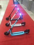 36V скутера с электроприводом складывания 250 Вт с ЖК-дисплей скорости дозатора