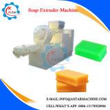 Double extrudeuse de savon de vide de vis
