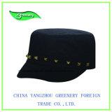 方法昇進の簡単で黒い軍のスポーツの帽子