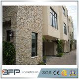 Ardoise Quartize blanc pour les carreaux de revêtement de mur extérieur