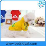 Fábrica da roupa do cão de animal de estimação do revestimento da fonte do animal de estimação