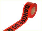 Rode PE SGS 1000 Voet van de Band van de Voorzichtigheid voor Waarschuwing