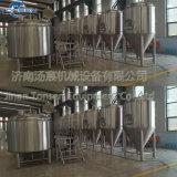 Apparatuur van de Gisting van de Brouwerij van het Bier van het roestvrij staal de Grote voor Verkoop