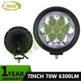 7inch punto del CREE LED che guida lampada fuori dall'indicatore luminoso del lavoro di strada