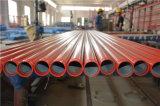 Tubulações de aço pintadas vermelhas do sistema de extinção de incêndios da luta contra o incêndio do UL FM de Austrália As1074