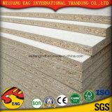 panneau en bois /Flakeboard /Chipboard de particules de mélamine des graines de 12mm