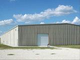 プレハブの軽い鉄骨構造のトラクターの倉庫(KXD-222)