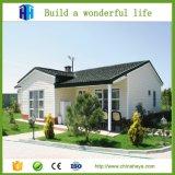 高品質のヨーロッパの低価格の小さいプレハブのモジュラー・ホームデザイン