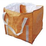 De aangepaste Industriële Zak van de Zak FIBC van de Zak van de Ton van de Zakken van de Zak van de Container Super Bulk Grote met de Flexibele pp Stof van de Kleur