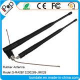 Antena de borracha 2.5g Antena Wi-Fi para antena do roteador do receptor sem fio