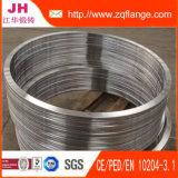 Фланец DIN2545 сваренный нержавеющей сталью