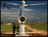 Pequeña torre de la turbina de viento para el generador de viento