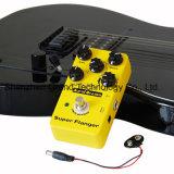 Pédale de guitare numérique Super Flanger avec 18 effets Flanger (JF-93)