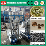 Machine de presse à huile hydraulique de marula semences pour la Namibie