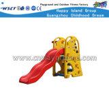 幼児のプラスチックおもちゃのプラスチックスライドの振動は在庫(HC-16406)でセットした