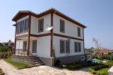 Double-Deck панельный дом конструкции с лестницей (KXD-pH7)