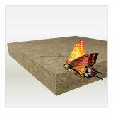 외벽 정면 열 절연제 바위 모직 (건물 절연제)
