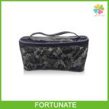卸し売り旅行カスタムゆとりPVC網の装飾的な女性の一定袋