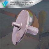 Più nuovo pezzo fuso di sabbia personalizzato del ghisa grigio di alta precisione per i pezzi meccanici di Grianltural