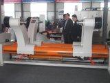 Karton-Pappe, die Maschinen-Serie bildet: Hydraulischer Rollen-Standplatz (Shaftless)