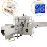 Machine à emballer de papier de soie de soie de mouchoir