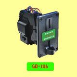 Twee-muntstuk de Intelligente Acceptor van het Muntstuk van de Automaat (GD106)