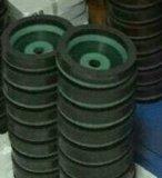녹색 수지 바퀴, 경사지는 기계 바퀴, 사발 수지 바퀴