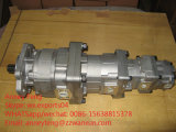 Lader wa250-6 Pomp 705-56-36080 705-56-36082 van KOMATSU