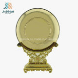 صنع وفقا لطلب الزّبون بالجملة معدن نوع ذهب صبّ جيش مينا يحتفل صيغية