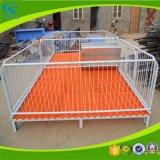 Свинья гальванизированная кровать клетей питомника