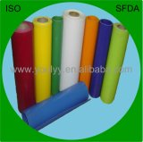 Strati di plastica colorati