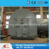 forno rotativo para alta temperatura calcinação da cal com aprovado pela CE
