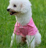 Pullover polo chien de l'habillement, le PET produit