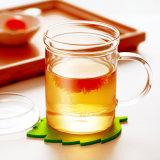 Kop van het Glas Borosilicate van de goede Kwaliteit de Hoge voor Thee (CHT8598)