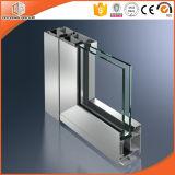 Portello scorrevole di alluminio della rottura termica standard degli S.U.A. per il terrazzo