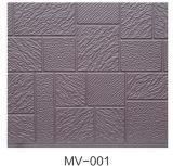 Панель внешней стены изоляции твердого металла пены 3D PU декоративная