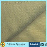 Tessuto chimico del panno del tessuto di saia del rifornimento della fabbrica per gli indumenti