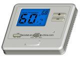 Calor do estágio 2 da bomba de calor multi 2 termostatos eletrônicos não programáveis frescos