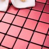 Из полированного красного алюминиевых композитных панелей используйте для установки на стене оформление или оформление витрины магазина