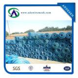 2.0mm 40X60mmの網PVC上塗を施してある金網、金網の網